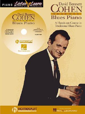 David Bennett Cohen Teaches Blues Piano By Listen & Learn (EDT)/ Cohen, David Bennett